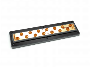 SMD Full Power/ Ground distribution block (Copper)