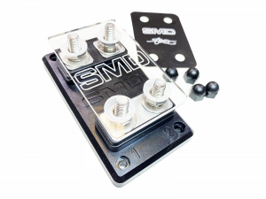 SMD FB-2 Double ANL Fuse Block (High Temp Injection Molded Body)