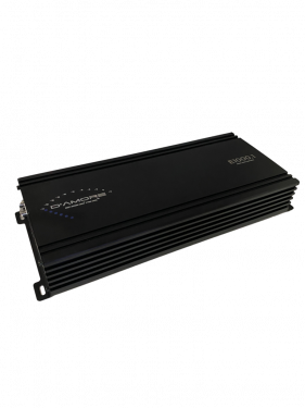 D'Amore E1000.1 MONO POWER AMPLIFIER WITH CLEAN D TECHNOLOGY